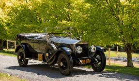 Collectors' Cars, Motorcycles & Automobilia