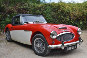 Charterhouse - Classic & Vintage Cars - Shepton Mallet, UK