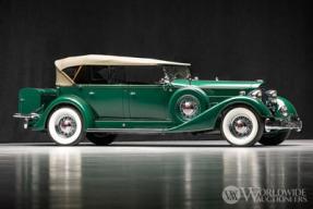 Worldwide Auctioneers - The Scottsdale Auction - Auburn, USA