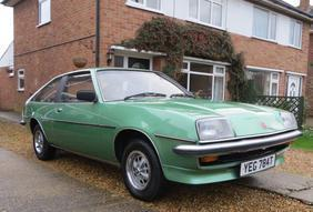 1979 Vauxhall Cavalier