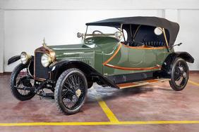 1915 Delage D6