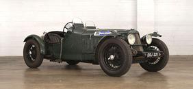 1940 Alvis 12/70