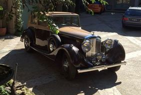1937 Bentley 4½ Litre