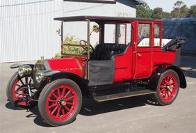 1911 Fiat Landaulet
