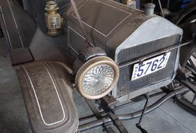 1912 Metz Model 22
