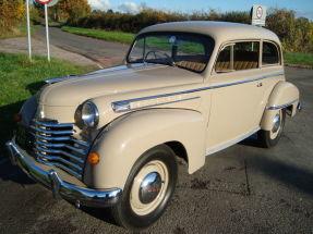 1950 Opel Olympia