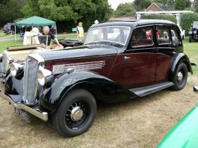 1937 Wolseley Super Six
