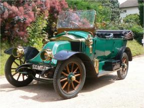 1912 Charron BA
