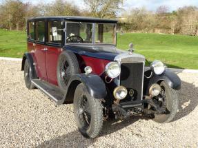 1929 Daimler 20/70