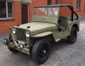 1947 Willys Jeep CJ2