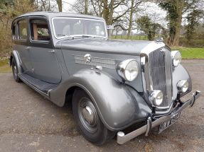 1950 Wolseley 25hp