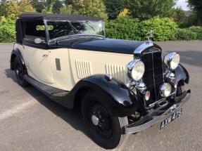 1934 Lanchester Eighteen