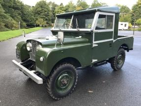 1958 Land Rover Series I