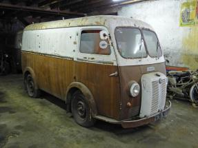 1956 Peugeot D4