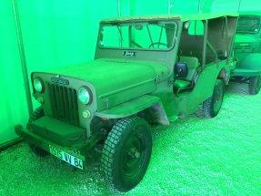 1970 Hotchkiss Jeep HWL
