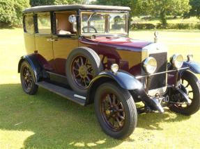 1928 Wolseley 12/34
