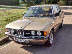 1981 BMW 320
