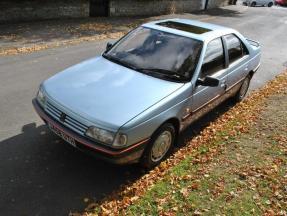 1991 Peugeot 405