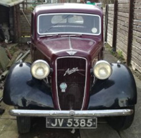 1936 Austin 10