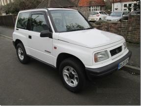 1998 Suzuki Vitara
