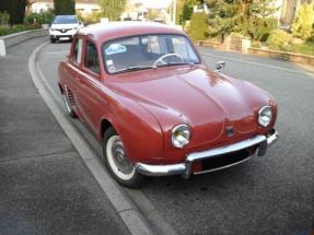 1957 Renault Dauphine