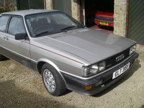 1983 Audi Coupe