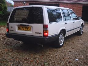 1990 Volvo 740