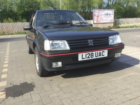 1993 Peugeot 205 CTi