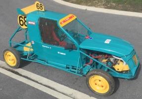 Buggy 2CV