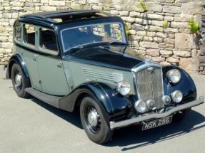 1937 Wolseley 14/56