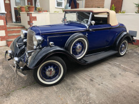 1933 Plymouth PD
