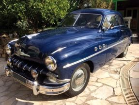 1950 Ford Vedette