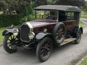 1925 Humber 12/25