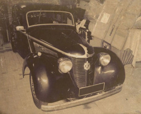 1939 Amilcar B38