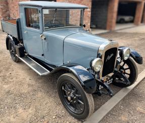1938 Austin Heavy 12