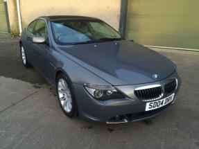 2004 BMW 645 Ci