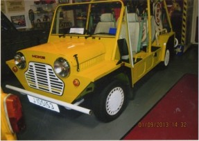 1992 Mini Moke