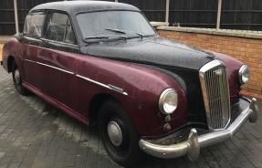 1957 Wolseley 15/50