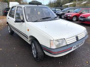 1993 Peugeot 205