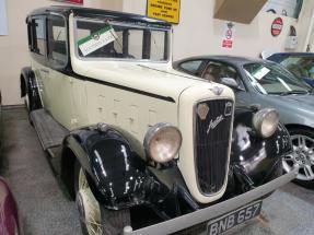 1935 Austin 12