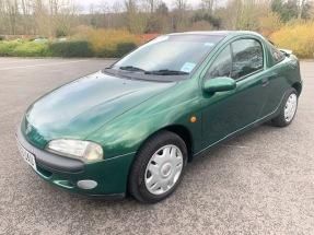 1997 Vauxhall Tigra