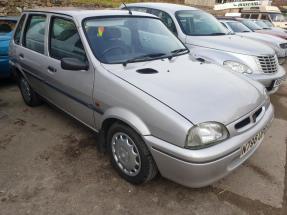 1996 Rover 114