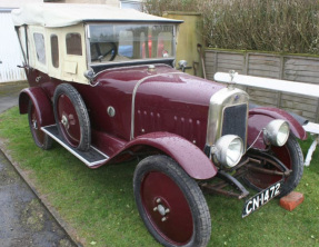 1922 Calthorpe 10.4hp