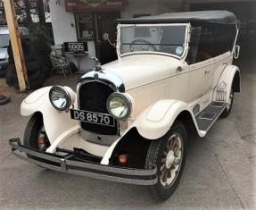 1926 Chrysler Series 58