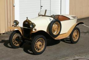 1925 Benjamin Type RS