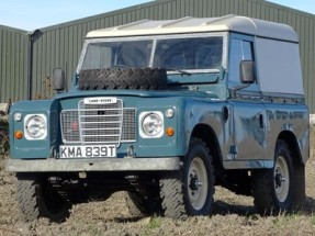 1979 Land Rover Series III