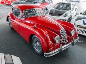 1955 Jaguar XK 140