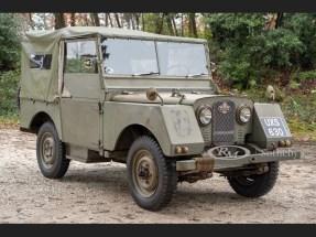 1953 Minerva Land Rover