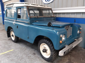 1969 Land Rover Series II