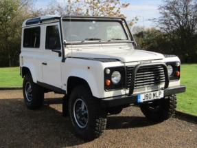 1998 Land Rover Defender